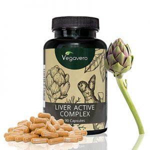 Suplemento Hígado_ Detox Colesterol Alcachofa Cúrcuma