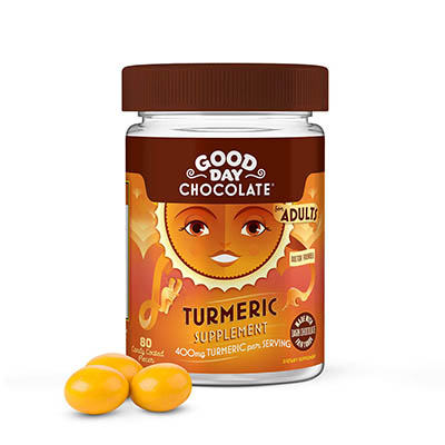 dulces de curcuma
