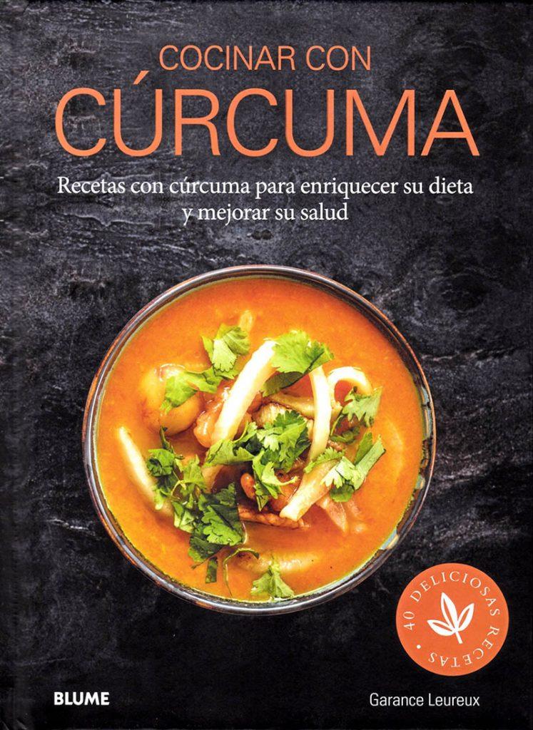 libro recetas de cúrcuma